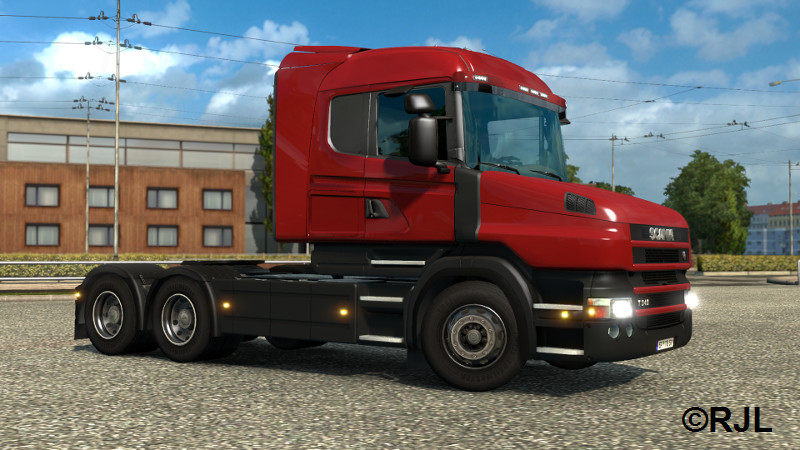 Scania T Mod v1.7 ( versión 1.21) Screenshot4